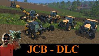 Minisatura de vídeo nº 1 de  Farming Simulator 15 - JCB
