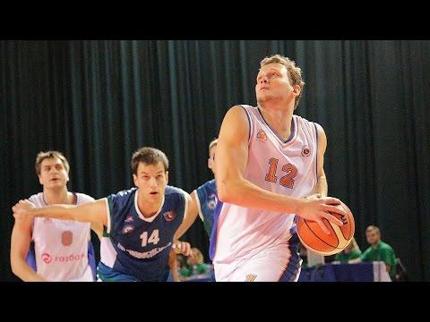 Баскетбол. Самара - Новосибирск: обзор матча