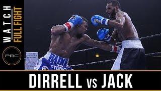 Dirrell vs Jack FULL FIGHT: April 24, 2015 - PBC on Spike