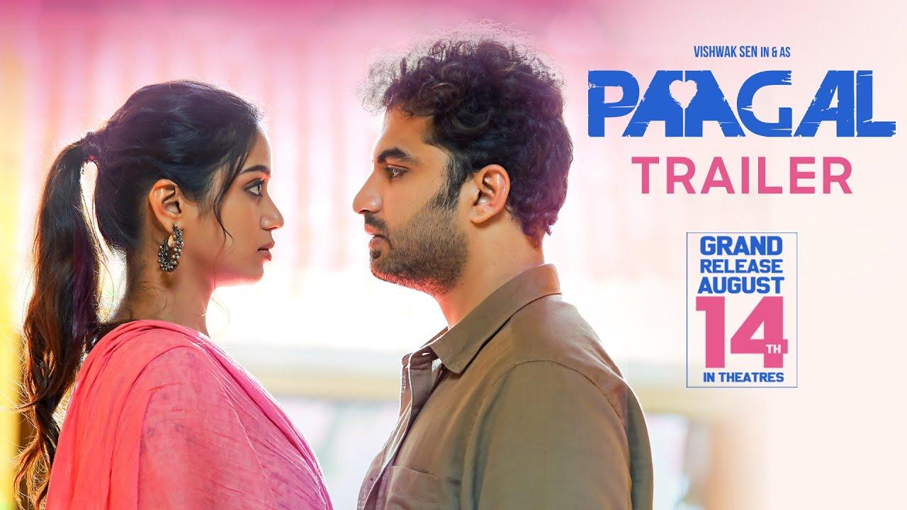 Vishwak Sen Paagal Trailer