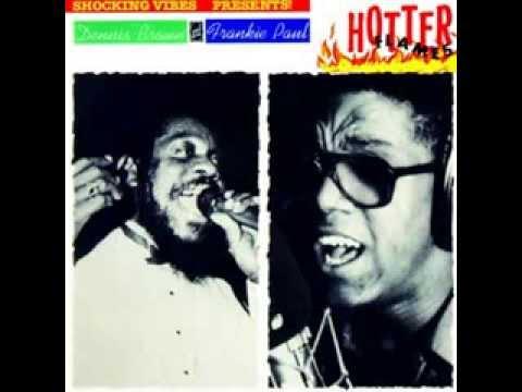 Frankie Paul Sings Dennis Brown ( Roots Medley Mix )