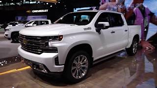 2020 Chevy Silverado 1500 High Country Diesel