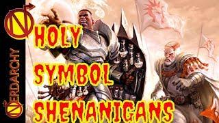 Magic Holy Symbols, Multiple Gods and Other Shenanigans- MageForge and GM 911