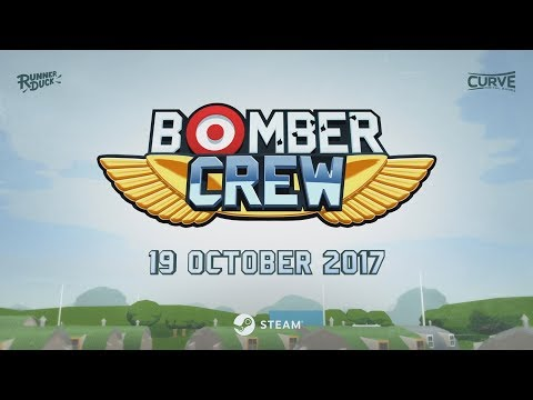 Bomber Crew Announcement Trailer thumbnail