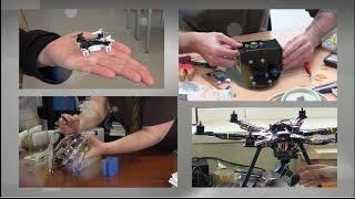 UCA: Vanguardia en estudios e investigación con drones