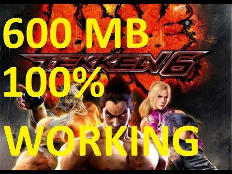 Download How To Download Tekken 6 - Free Game For Pc Full Version 2017 Working Mp4 HD Video and MP3