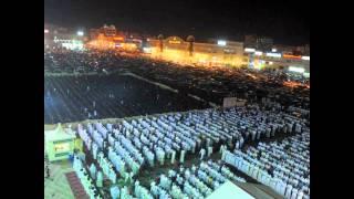 preview picture of video 'رمضان 1432 في جامع عقلا الظفيري'