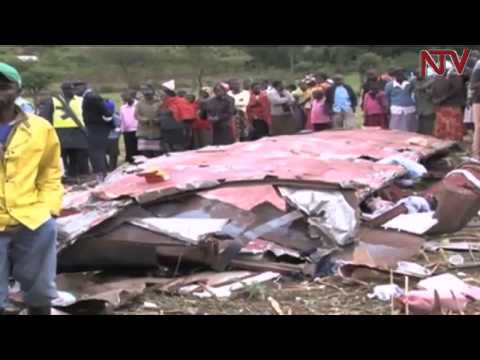 50 people killed in Kenya bus crash
