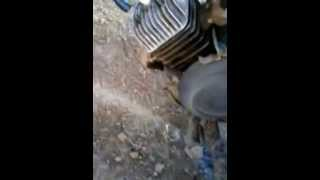 preview picture of video 'la moto fantasma'