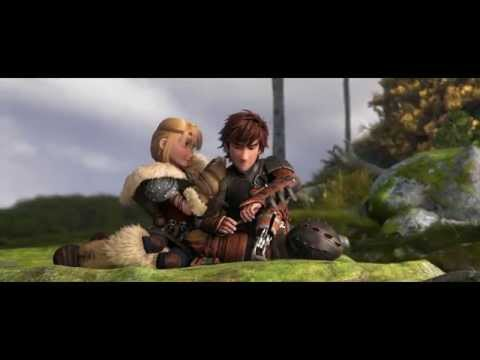 How to Train Your Dragon 2 (Clip 'Hiccup & Astrid')