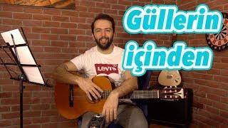 MFÖ Güllerin İçinden Gitar Dersi - Orjinal Arpej - Orjinal Akor