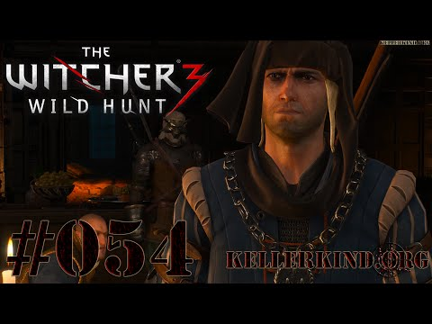 The Witcher 3 [HD|60FPS] #054 Schattenspiele ★ Let's Play The Witcher 3
