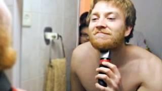 No Shave November: Ginger Beard!
