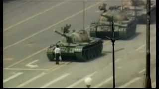 Tank Man of Tiananmen — The Unknown Rebel