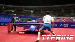 Zhang Jike - 'The New King of Table Tennis' High Quality Mp3