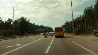 Авария в Конча-Заспе 26.06.2017г.