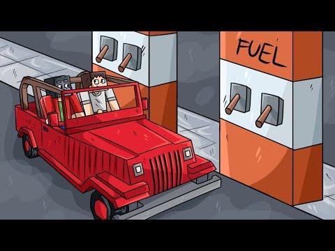 Benzín a Nová ZVÍŘATA!