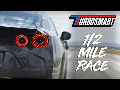 1/2 Mile Race Event Highlights