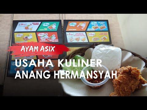 Keluarga Anang Hermansyah Buka Kedai Ayam Goreng di Bogor, Nama Menu Unik Pakai Nama Keluarga Asix