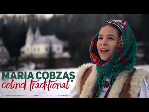Maria Cobzas – Dulas mare (Colind traditional din Salaj) Video