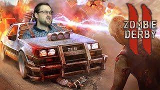 МОЯ ТАЧКА ПРОТИВ ЗОМБИ ► Zombie Derby 2