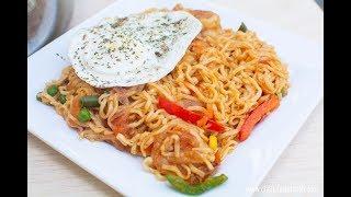 Indomie Noodles Recipe