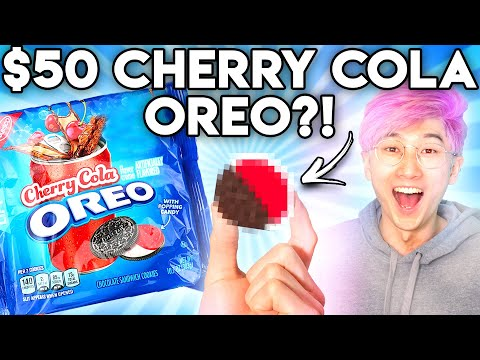 Can You Guess The Price Of These WEIRD Oreo Flavors?! (PRANK)