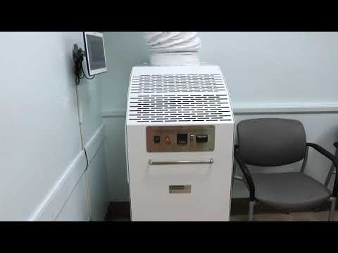 Video thumbnail for Community Health Net – Creating Negative Pressure Rooms in the Hospital