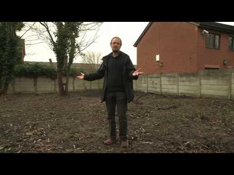 Growing in the City - an East Manchester Community Grow Your Own Garden project