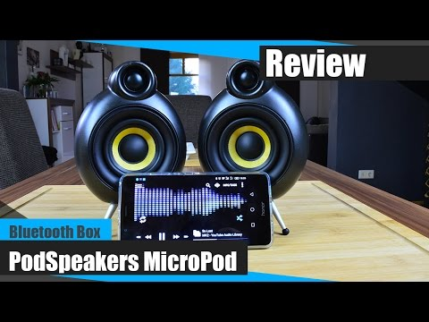 Scandyna PodSpeakers MicroPod - Bluetooth Lautsprecher
