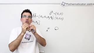 Analytická geometrie 12 - Vektory - Nulový vektor