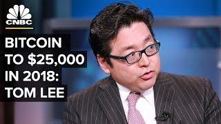 Bitcoin Is Going To $25,000 By Year End: Tom Lee