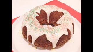 bundt cake with cream cheese icing recipe