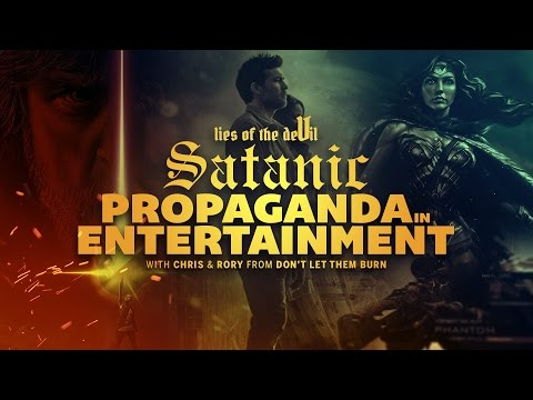 Satanic Propaganda in Entertainment: The Shack, Star Wars, Comic Books and Video Games