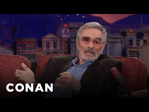 Why Burt Reynolds & Clint Eastwood Were Fired From Universal  – CONAN on TBS