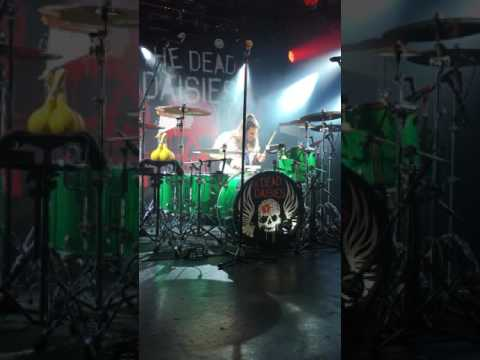The Dead Daisies - Drumsolo