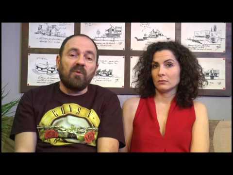 """Bande annonce du spectacle """"C""""est quoi le problème ?"""" au théâtre Mélo d'Amélie à Paris, 75003."""