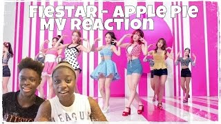 "Fiestar - ""Apple Pie"" Mv Reaction (Ft. Tai)"