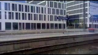 preview picture of video 'Mitfahrt als Fahrgast von der Donnersberger Brücke zur Hackerbrücke (S-Bahn München)'