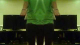John Cena - Running Game