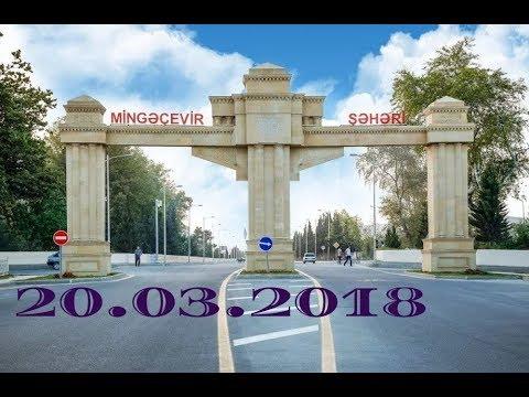 Mingəçevir.  20.03.2018