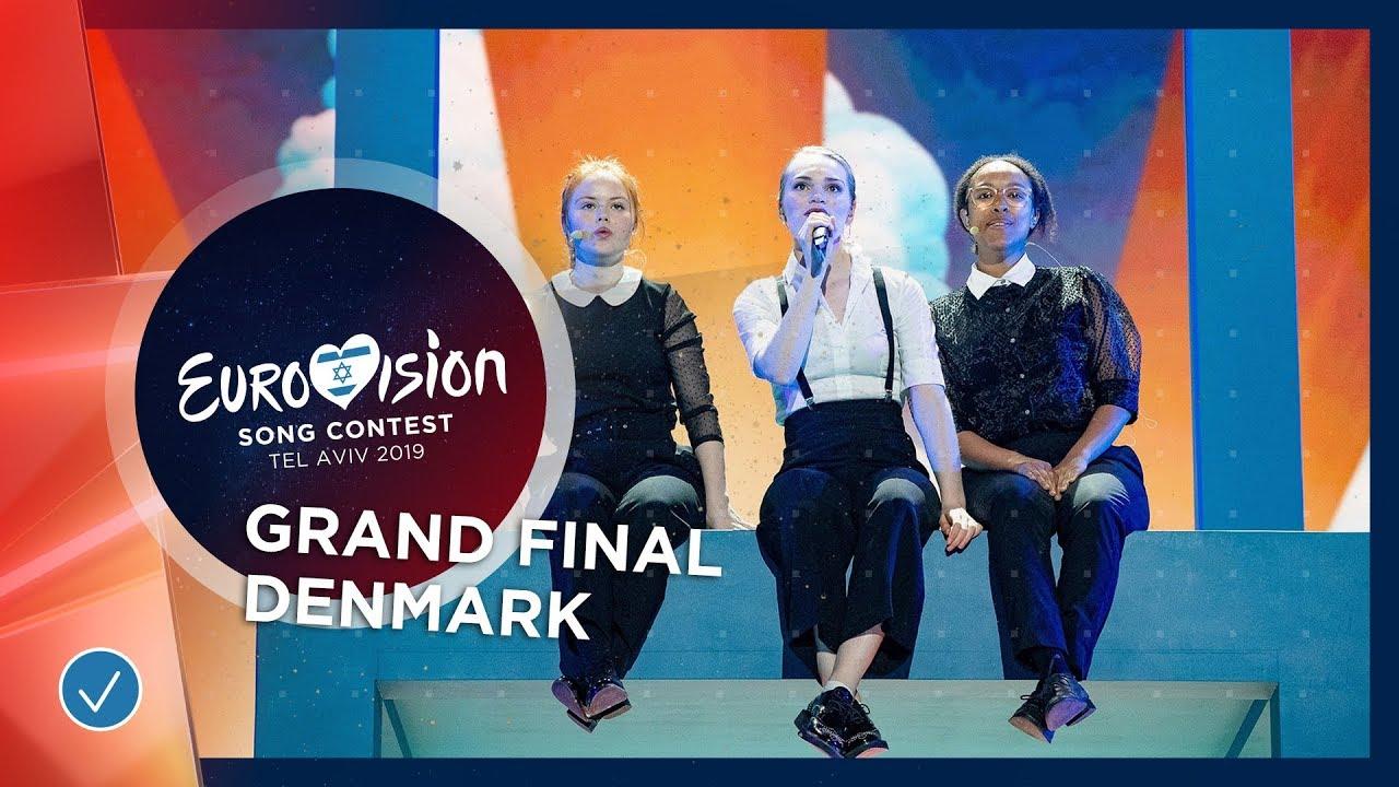 Eurovision 2021 Denmark