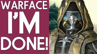 WARFACE EARLY ACCESS PS4 IM DONE! | WARFACE GAMEPLAY (XBOX ONE, PS4 & PC COVERAGE)