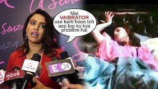 Swara Bhaskar Ne Trollers Ko Diya Karara Jawab | Swara Bhaskar's VAIBRATOR Scene in Veere Di Wedding