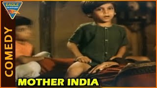 Young Sajid Khan in Mother India