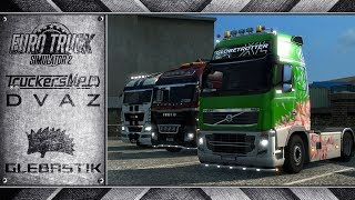 Euro Truck Simulator 2 || Дорога Дураков (15.04.18)
