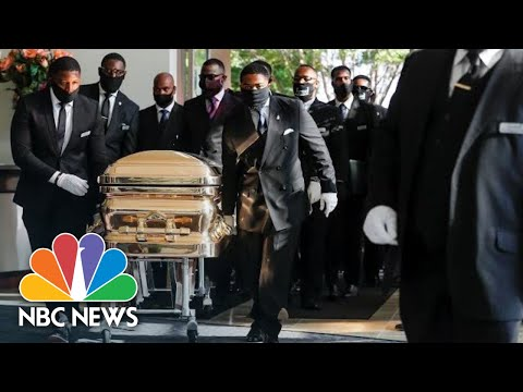 Live: Funeral For George Floyd Held In Houston