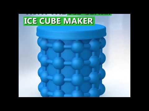 Ice Genie: Ice Cube Maker