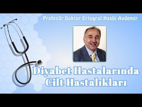 Diyabet Hastalarında Cilt Hastalıkları – Türk Diyabet Cemiyeti