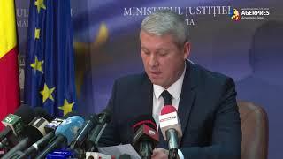 Cătălin Predoiu: Modificarea legilor Justiţiei - în dezbatere publică până pe 31 martie 2021